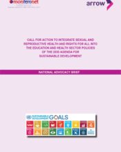 Call-for-Action-to-Integrate-SRHR-into-Post2015_Mongolia_001