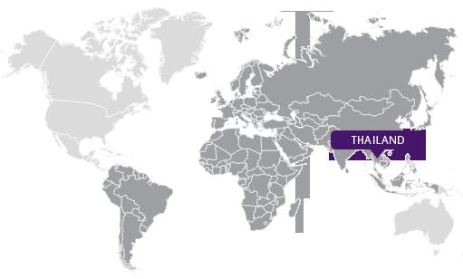 thailand - Arrow