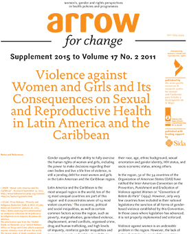 AFC-Vol.17-No.2-2011_GBV_Supplement