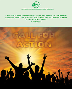 Call for Action to Integrate SRHR to Post 2015_Cambodia-1