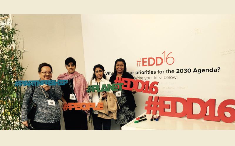 EDD Group Photo