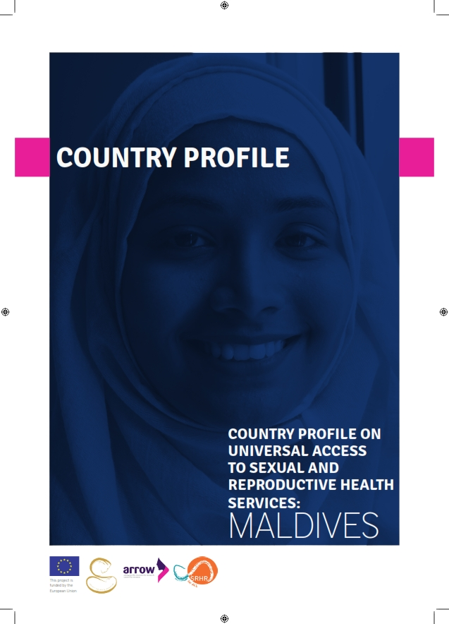 country profile MALDIVES SRH_001