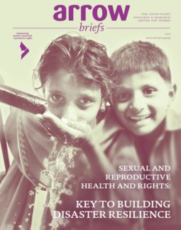 Regional Brief on SRHR Key to Building Disaster Resilience Web version_001