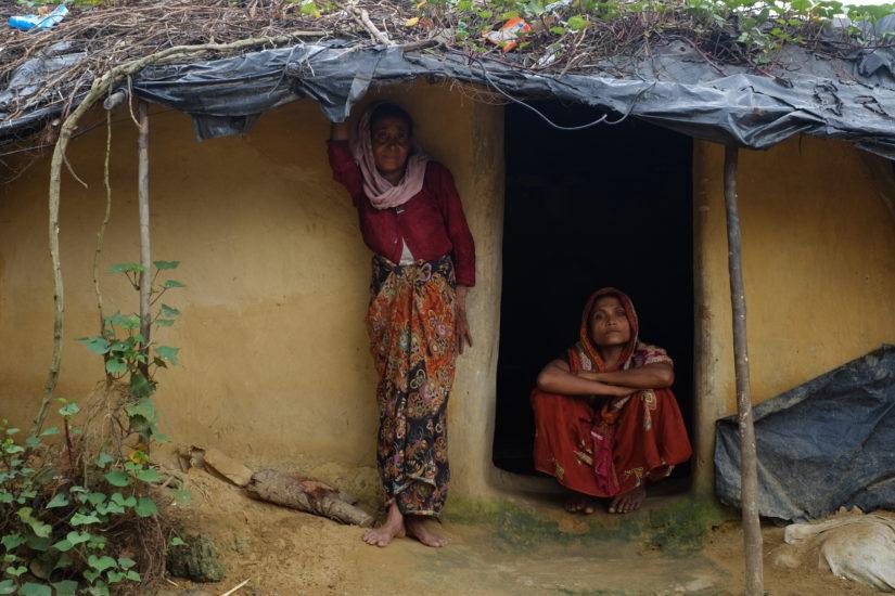 women in conflict
