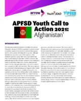 APFSD Country Report_Afghanistan-page-001