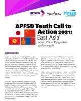 APFSD Country Report_East Asia-page-001