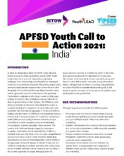 APFSD Country Report_India-page-001