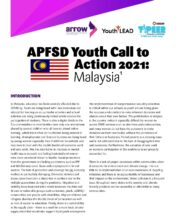 APFSD Country Report_Malaysia-page-001