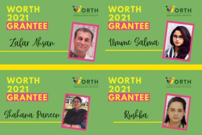 Copy of 2021 WORTH Grantees